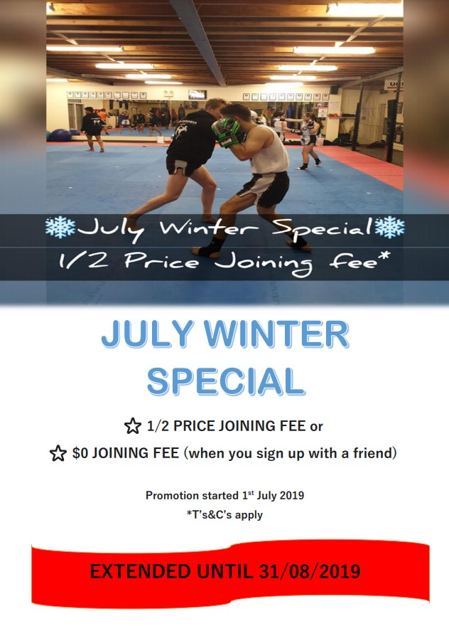 July Winter Special - Extended!